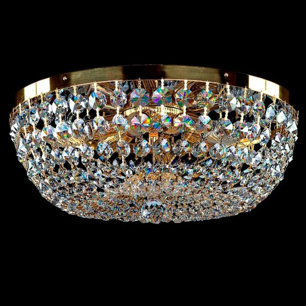 Plafonier cristal Swarovski Spectra diam. 45cm GEENA DIA 45 SP, Plafoniere Cristal Swarovski, Corpuri de iluminat, lustre, aplice, veioze, lampadare, plafoniere. Mobilier si decoratiuni, oglinzi, scaune, fotolii. Oferte speciale iluminat interior si exterior. Livram in toata tara.  a