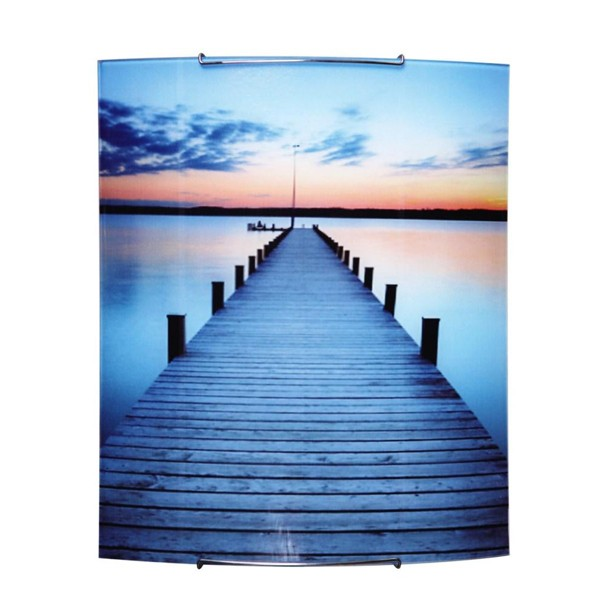 Aplica de perete dim. 32x38.5cm Skyline 4638140 , PROMOTII, Corpuri de iluminat, lustre, aplice a