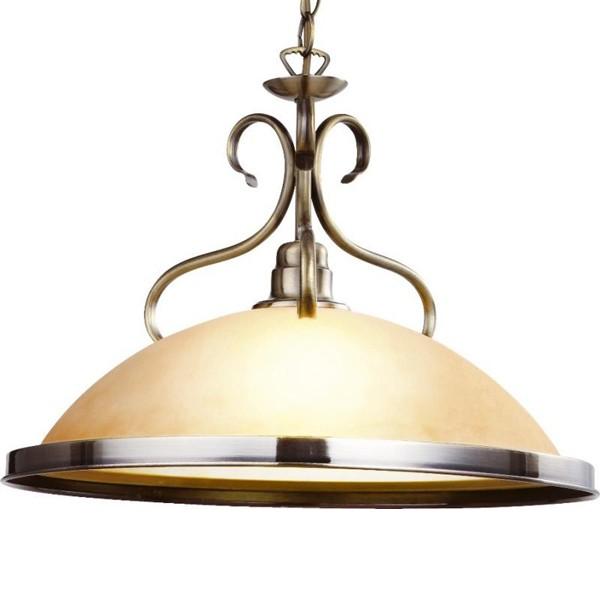 Pendul diametru 41cm Sassari 6905 GL, ILUMINAT INTERIOR RUSTIC, Corpuri de iluminat, lustre, aplice a