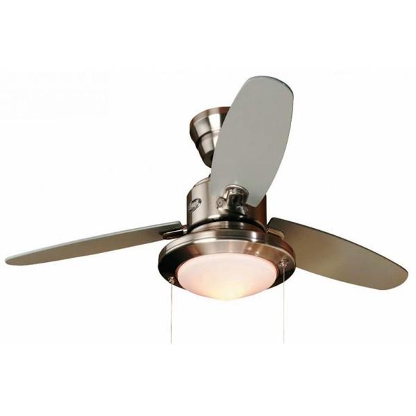 Lustra,Ventilator Hunter cu palete ventilatie in doua culori Merced 33029 Faro Barcelona, Rezultate cautare, Corpuri de iluminat, lustre, aplice a