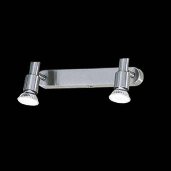 Aplica de perete,Plafonier reglabil SLEM AP2 018836, Spoturi - iluminat - cu 2 spoturi, Corpuri de iluminat, lustre, aplice a