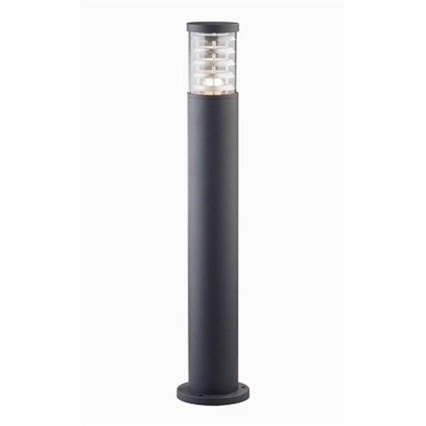 Stalp de iluminat exterior IP44 TRONCO PT1 BIG NERO 004723, Stalpi de iluminat exterior mici si medii , Corpuri de iluminat, lustre, aplice, veioze, lampadare, plafoniere. Mobilier si decoratiuni, oglinzi, scaune, fotolii. Oferte speciale iluminat interior si exterior. Livram in toata tara.  a