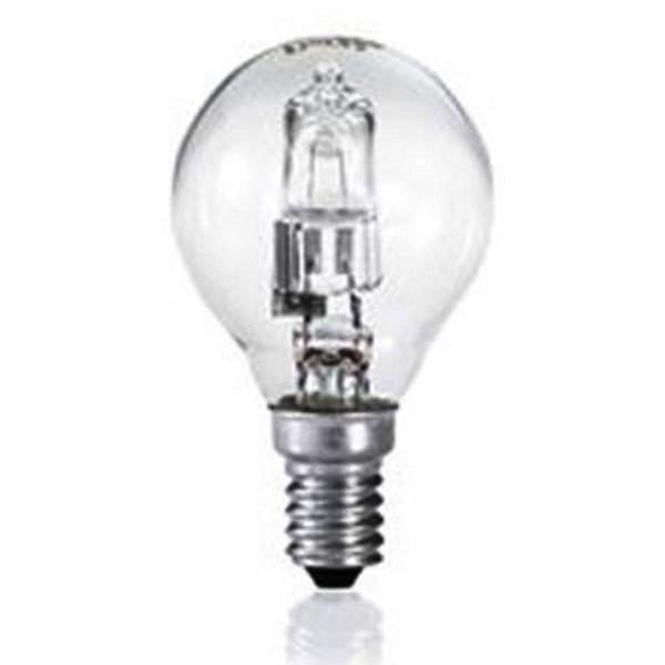 Bec halogen E14 28Watt 350Lm SFERA 39534 , Becuri E14, Corpuri de iluminat, lustre, aplice a