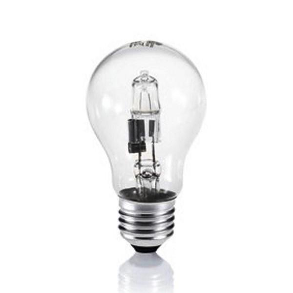 Bec halogen E27 42Watt 630Lm GOCCIA 57620 Ideal Lux, Magazin, Corpuri de iluminat, lustre, aplice a