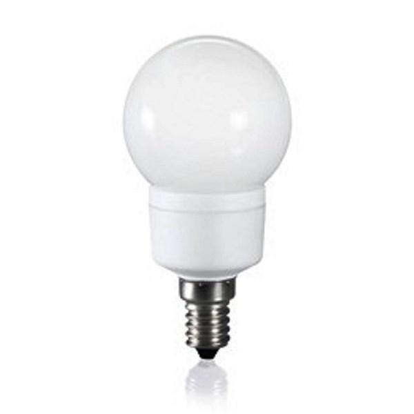 Bec economic E14 7 Watt SFERA 02699 Ideal Lux, Becuri E14, Corpuri de iluminat, lustre, aplice a
