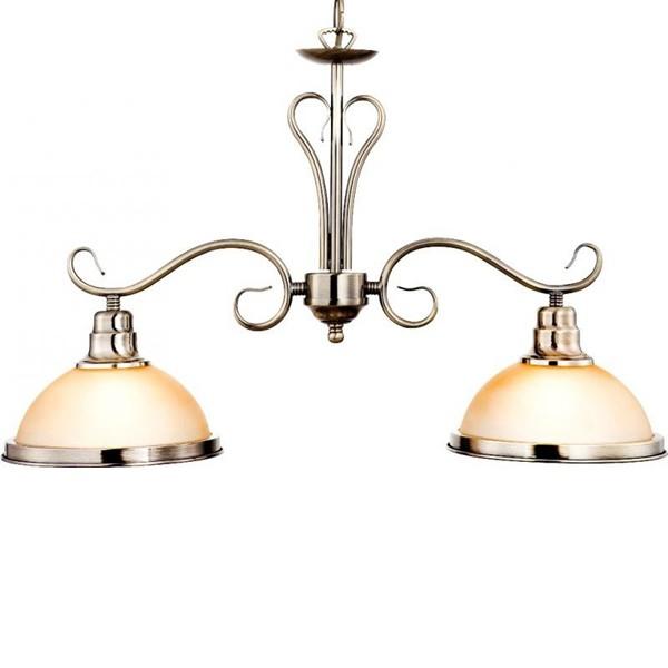 Pendul Sassari 6905-2 GL, ILUMINAT INTERIOR RUSTIC, Corpuri de iluminat, lustre, aplice a