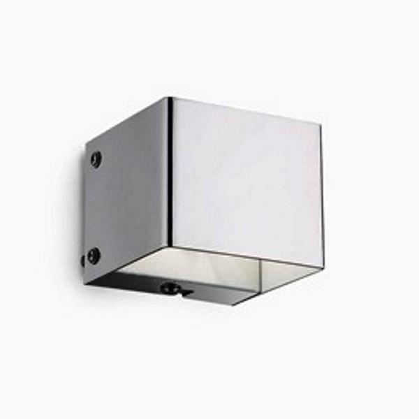 Aplica de perete FLASH AP1 CROMO 007380, PROMOTII, Corpuri de iluminat, lustre, aplice, veioze, lampadare, plafoniere. Mobilier si decoratiuni, oglinzi, scaune, fotolii. Oferte speciale iluminat interior si exterior. Livram in toata tara.  a