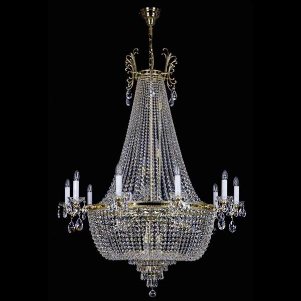 Lustra imperial cristal Bohemia diametru 110cm Cheryl 1100 CE, Lustre Imperial Cristal Bohemia, Corpuri de iluminat, lustre, aplice, veioze, lampadare, plafoniere. Mobilier si decoratiuni, oglinzi, scaune, fotolii. Oferte speciale iluminat interior si exterior. Livram in toata tara.  a