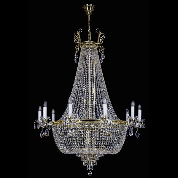 Lustra imperial cristal Swarovski Spectra diametru 110cm Cheryl 1100 SP, Lustre Imperial Cristal Bohemia, Corpuri de iluminat, lustre, aplice, veioze, lampadare, plafoniere. Mobilier si decoratiuni, oglinzi, scaune, fotolii. Oferte speciale iluminat interior si exterior. Livram in toata tara.  a