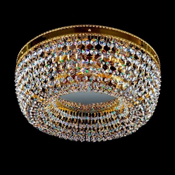 Plafonier cristal Bohemia diametru 35cm Sofia 350 CE, Magazin, Corpuri de iluminat, lustre, aplice, veioze, lampadare, plafoniere. Mobilier si decoratiuni, oglinzi, scaune, fotolii. Oferte speciale iluminat interior si exterior. Livram in toata tara.  a