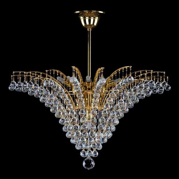Plafonier cristal Bohemia diametru 54,5cm Neda II CE, Magazin, Corpuri de iluminat, lustre, aplice, veioze, lampadare, plafoniere. Mobilier si decoratiuni, oglinzi, scaune, fotolii. Oferte speciale iluminat interior si exterior. Livram in toata tara.  a