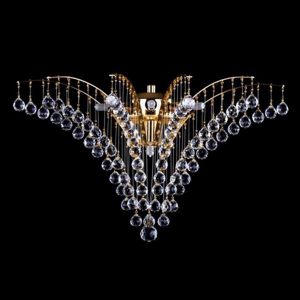Aplica de perete cristal Swarovski Spectra Consuela SP, Aplice Cristal Swarovski, Corpuri de iluminat, lustre, aplice, veioze, lampadare, plafoniere. Mobilier si decoratiuni, oglinzi, scaune, fotolii. Oferte speciale iluminat interior si exterior. Livram in toata tara.  a