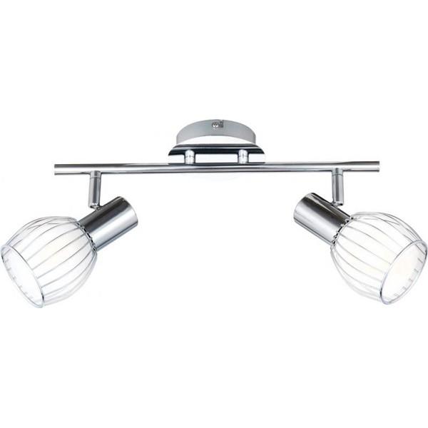 Aplica de perete,Plafonier Colubris 54531-2 GL, Spoturi - iluminat - cu 2 spoturi, Corpuri de iluminat, lustre, aplice a