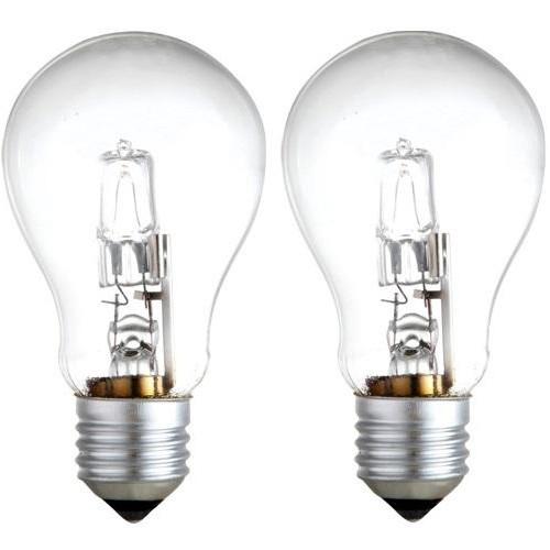 Set bec halogen E27 28Watt consum = 40Watt dimabil 11228-2A GL,  a