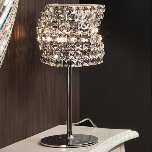 Veioza, lampa de masa Elis 102590, PROMOTII, Corpuri de iluminat, lustre, aplice, veioze, lampadare, plafoniere. Mobilier si decoratiuni, oglinzi, scaune, fotolii. Oferte speciale iluminat interior si exterior. Livram in toata tara.  a