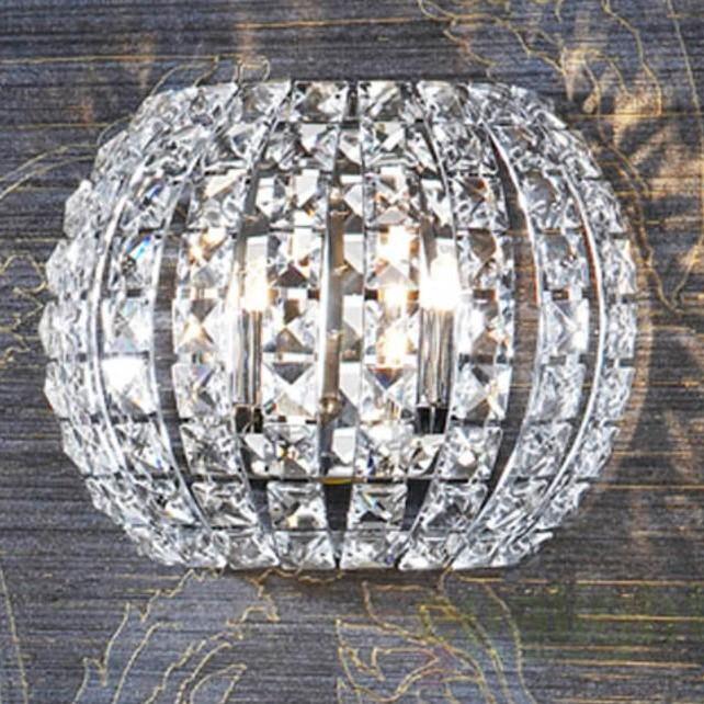 Aplica de perete moderna, LED Diamond 508323, Cele mai vandute Corpuri de iluminat, lustre, aplice, veioze, lampadare, plafoniere. Mobilier si decoratiuni, oglinzi, scaune, fotolii. Oferte speciale iluminat interior si exterior. Livram in toata tara.  a