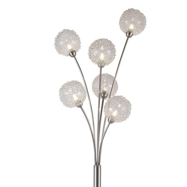 Lampadar New Design 5662-6S GL, Lampadare, Corpuri de iluminat, lustre, aplice a