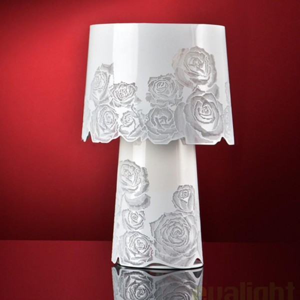 Veioza, lampa de masa Roses 335101, PROMOTII, Corpuri de iluminat, lustre, aplice a