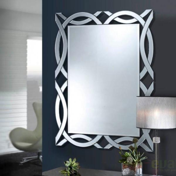 Oglinda decorativa moderna dim.120x87cm Alhambra 385415, MOBILA SI DECORATIUNI , Corpuri de iluminat, lustre, aplice, veioze, lampadare, plafoniere. Mobilier si decoratiuni, oglinzi, scaune, fotolii. Oferte speciale iluminat interior si exterior. Livram in toata tara.  a