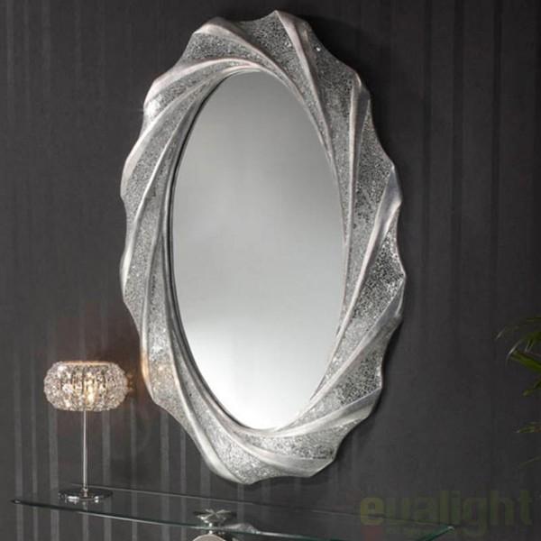 Oglinda decorativa dim.125x84cm Gaudi 131116, MOBILA SI DECORATIUNI , Corpuri de iluminat, lustre, aplice, veioze, lampadare, plafoniere. Mobilier si decoratiuni, oglinzi, scaune, fotolii. Oferte speciale iluminat interior si exterior. Livram in toata tara.  a