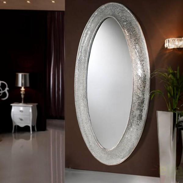 Oglinda decorativa dim.218x110cm Gaudi 131318, MOBILA SI DECORATIUNI , Corpuri de iluminat, lustre, aplice a