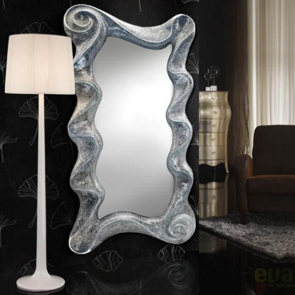 Oglinda decorativa dim.220x110cm Gaudi 301231, MOBILA SI DECORATIUNI , Corpuri de iluminat, lustre, aplice a