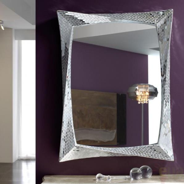 Oglinda decorativa Gaudi dim.110x84cm Deco 392232, MOBILA SI DECORATIUNI , Corpuri de iluminat, lustre, aplice a