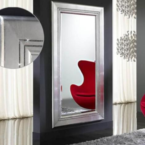 Oglinda decorativa cristal Swarovski dim.170x90cm Luxury 71401483, MOBILA SI DECORATIUNI , Corpuri de iluminat, lustre, aplice a
