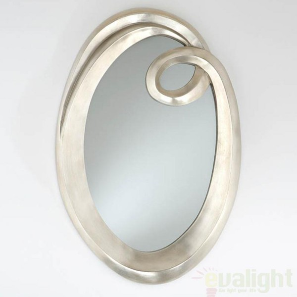 Oglinda decorativa avangard Ronda 306910, MOBILA SI DECORATIUNI , Corpuri de iluminat, lustre, aplice a