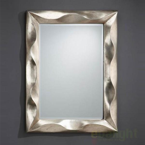 Oglinda decorativa avangard Alboran 313613, MOBILA SI DECORATIUNI , Corpuri de iluminat, lustre, aplice a