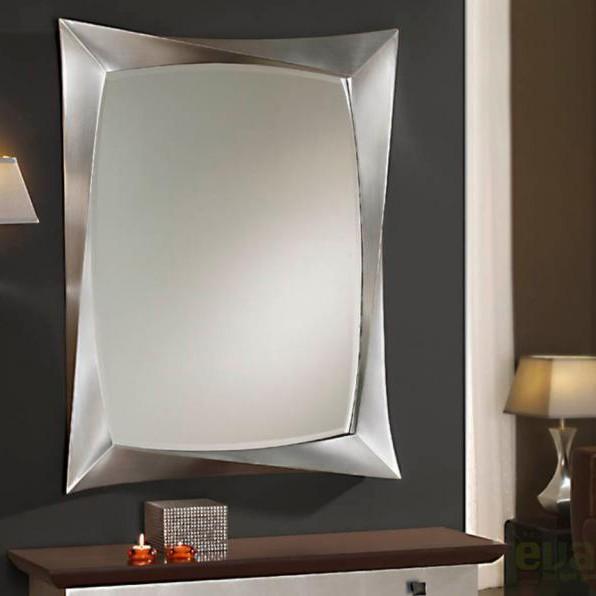 Oglinda decorativa avangard dim.112x85cm Deco 343314, MOBILA SI DECORATIUNI , Corpuri de iluminat, lustre, aplice a