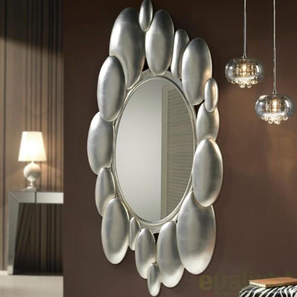 Oglinda decorativa avangard Delta 403167, MOBILA SI DECORATIUNI , Corpuri de iluminat, lustre, aplice a