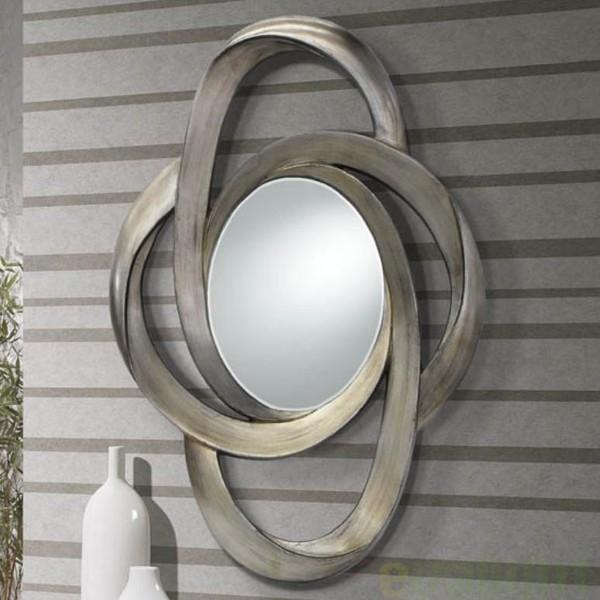 Oglinda decorativa avangard Galaxia 420321, MOBILA SI DECORATIUNI , Corpuri de iluminat, lustre, aplice a
