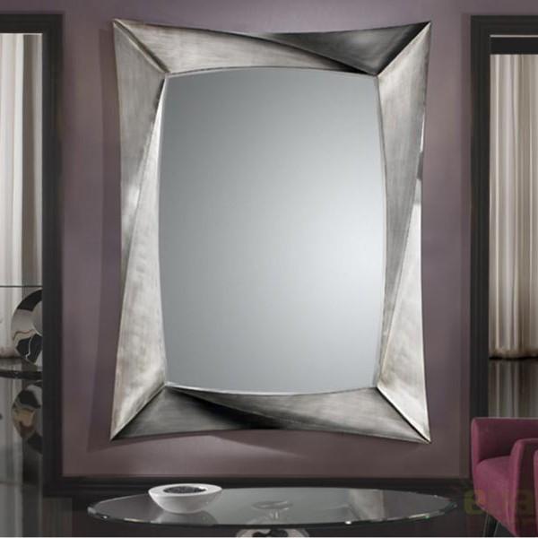 Oglinda decorativa avangard dim.200x153cm Large Deco 681794, MOBILA SI DECORATIUNI , Corpuri de iluminat, lustre, aplice a