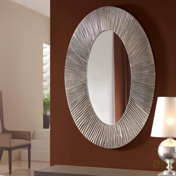 Oglinda decorativa avangard dim.120x80cm Dakar 770821, MOBILA SI DECORATIUNI , Corpuri de iluminat, lustre, aplice a