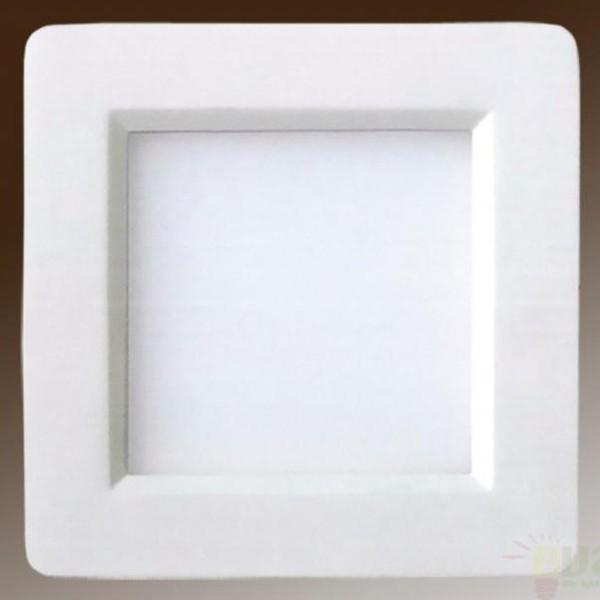 Spot incastrabil, lumina alba calda, dim.11x11cm LED 760836, Spoturi LED incastrate, aplicate, Corpuri de iluminat, lustre, aplice a
