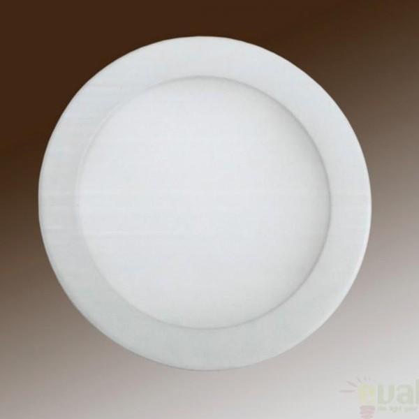 Spot incastrabil, lumina alba calda, diam.20cm LED 760940, Spoturi LED incastrate, aplicate, Corpuri de iluminat, lustre, aplice a