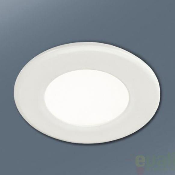 Spot incastrabil, lumina alba, diam.10cm LED marca LG 761754L, Spoturi LED incastrate, aplicate, Corpuri de iluminat, lustre, aplice a