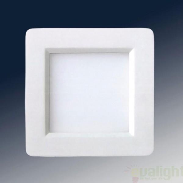 Spot incastrabil, lumina alba, dim.11x11cm LED 761873, Spoturi LED incastrate, aplicate, Corpuri de iluminat, lustre, aplice a