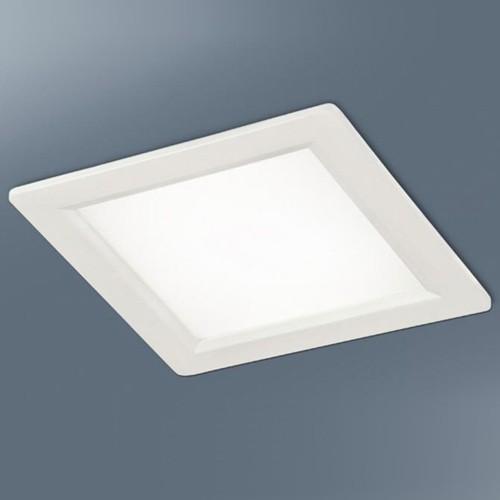 Spot incastrabil, lumina alba, dim.20x20cm LED 762210, Spoturi LED incastrate, aplicate, Corpuri de iluminat, lustre, aplice, veioze, lampadare, plafoniere. Mobilier si decoratiuni, oglinzi, scaune, fotolii. Oferte speciale iluminat interior si exterior. Livram in toata tara.  a