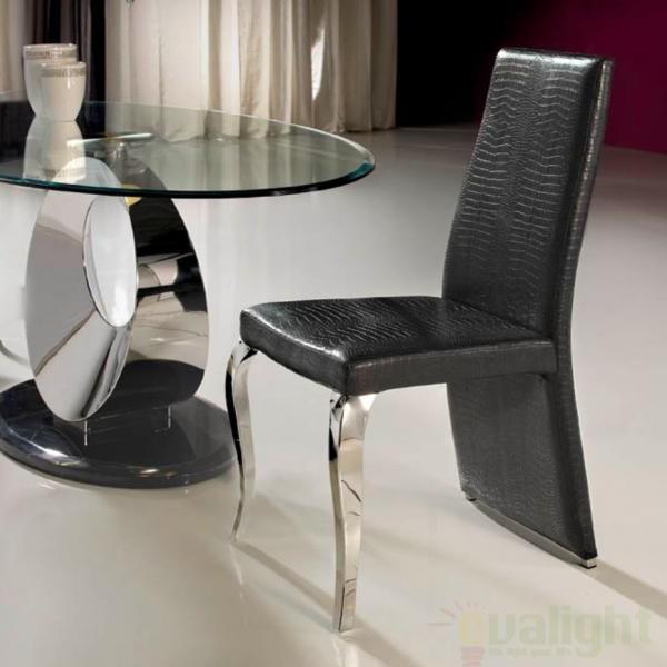 Scaun elegant Greta SV-821177 , Scaune dining , Corpuri de iluminat, lustre, aplice a