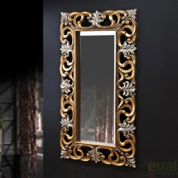 Oglinda decorativa dim. 168x92cm Julia 884913, MOBILA SI DECORATIUNI , Corpuri de iluminat, lustre, aplice a