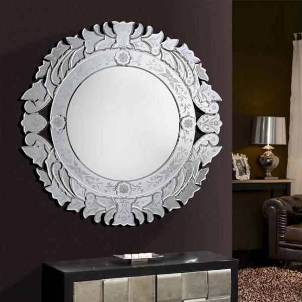 Oglinda decorativa stil Venetian Audry 29-E02/C, PROMOTII, Corpuri de iluminat, lustre, aplice, veioze, lampadare, plafoniere. Mobilier si decoratiuni, oglinzi, scaune, fotolii. Oferte speciale iluminat interior si exterior. Livram in toata tara.  a