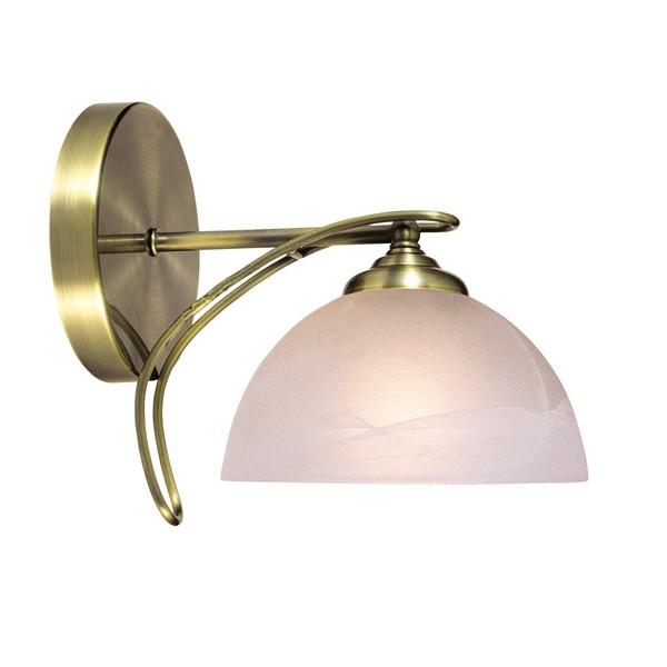 Aplica de perete Scale 6897W, ILUMINAT INTERIOR RUSTIC, Corpuri de iluminat, lustre, aplice, veioze, lampadare, plafoniere. Mobilier si decoratiuni, oglinzi, scaune, fotolii. Oferte speciale iluminat interior si exterior. Livram in toata tara.  a