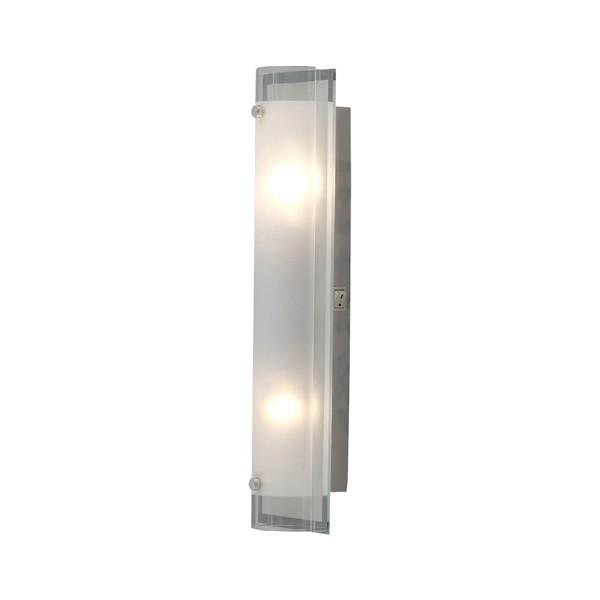 Aplica Specchio 48510-2 GL, Aplice pentru baie, oglinda, tablou, Corpuri de iluminat, lustre, aplice, veioze, lampadare, plafoniere. Mobilier si decoratiuni, oglinzi, scaune, fotolii. Oferte speciale iluminat interior si exterior. Livram in toata tara.  a