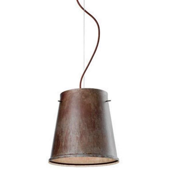 Lustra, Pendul clasic fabricat manual diam.30cm Khonus 256.02FF, NOU ! Lustre VINTAGE, RETRO, INDUSTRIA Style, Corpuri de iluminat, lustre, aplice a