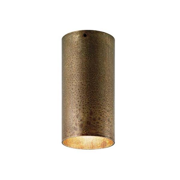 Plafonier clasic antique brass diametru 6cm, H-11,5cm I Girasoli 208.03, Spoturi incastrate, aplicate - tavan / perete, Corpuri de iluminat, lustre, aplice a