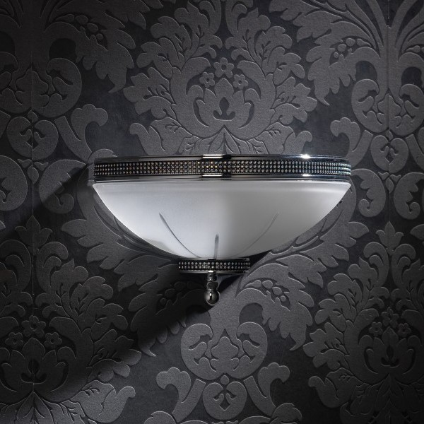 Aplica de perete LUX cristal Asfour, fabricat manual Barbara 2568 Bejorama, Magazin, Corpuri de iluminat, lustre, aplice, veioze, lampadare, plafoniere. Mobilier si decoratiuni, oglinzi, scaune, fotolii. Oferte speciale iluminat interior si exterior. Livram in toata tara.  a