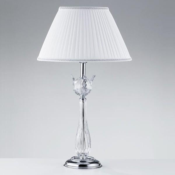 Veioza, lampa de masa cristal Asfour, fabricat manual Veronica 2575 Bejorama, Veioze, Corpuri de iluminat, lustre, aplice, veioze, lampadare, plafoniere. Mobilier si decoratiuni, oglinzi, scaune, fotolii. Oferte speciale iluminat interior si exterior. Livram in toata tara.  a