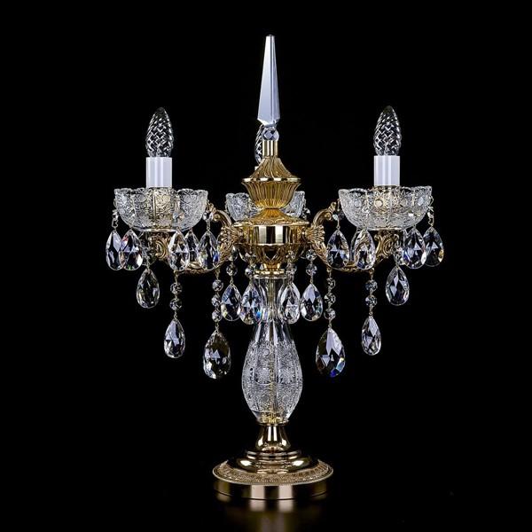 Veioza, lampa de masa cristal Bohemia CR 0006/03/20 TL CE, Veioze Cristal Bohemia, Corpuri de iluminat, lustre, aplice a